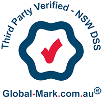 Third party verified NSW DSS